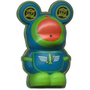 Disney Vinylmation Pin - 3D - Buzz Lightyear