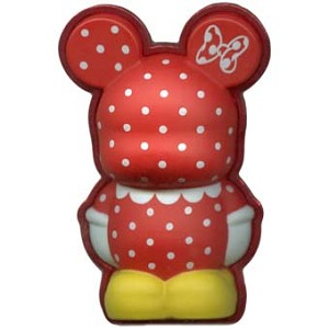 Disney Vinylmation Pin - 3D - Minnie Mouse