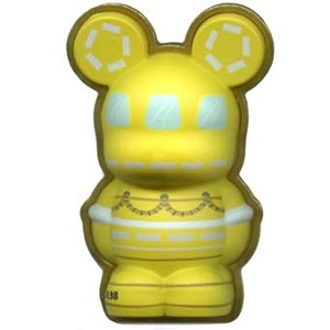 Disney Vinylmation Pin - 3D - Lifeboat