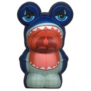 Disney Vinylmation Pin - 3D - Monstro