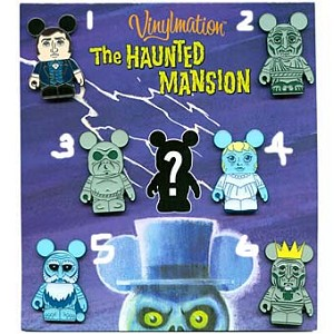 Disney Mystery Pin Set - Vinylmation The Haunted Mansion - 1 Pin