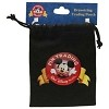 Disney  Drawstring Pouch - Official Pin Trading Logo