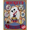 Disney Mickey's Circus Boxed Pin Set - Circus Performers Poster