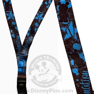 Disney Lanyard - Vinylmation