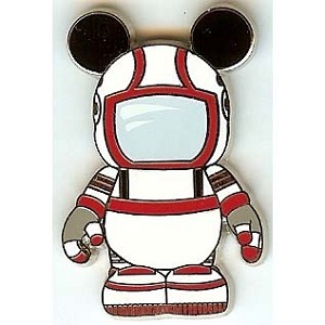 Disney Mystery Pin - Vinylmation Park #3 - Mission Space Astronaut