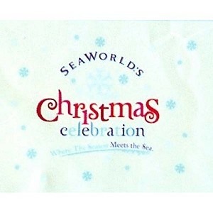 Sea World Throw Blanket - Christmas Celebration
