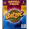 Disney Balzac Ball Balloon Refill Pack - 12 and 15 Inch Size