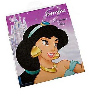 Disney Costume - Princess Wig - Jasmine