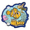 Disney Attraction Pin - Finding Nemo the Musical Logo