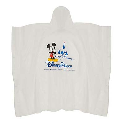 Image result for disney rain poncho