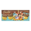 Disney Goofy Candy Co. - Chocolate Mickey Ears Rice Crispie Treat 4ct