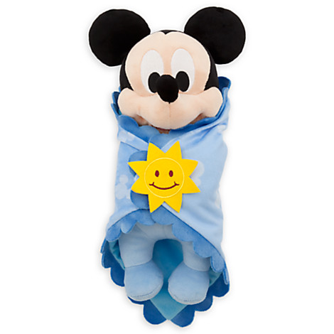 Disney Plush Disney S Babies Mickey Mouse Baby In