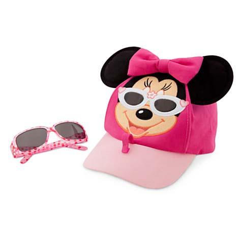 5b81e1d9415 Disney Hat - Baseball Cap - Sunglasses Minnie Mouse. Tap to expand