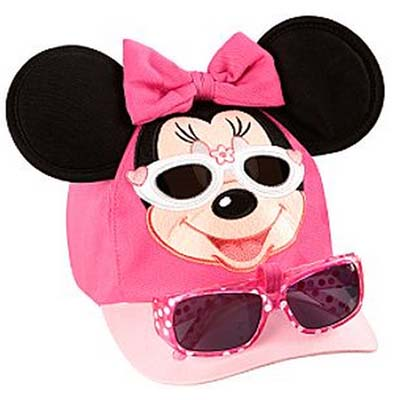 9a6bd159a59 Add to My Lists. Disney Hat - Baseball Cap - Sunglasses Minnie Mouse