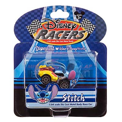 Disney Racers - Die Cast Car - Stitch