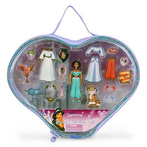 Your Wdw Store Disney Figurine Set Princess Jasmine