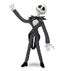 Disney Plush Stuffed Animal - Jack Skellington - 9 Inch