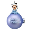 Disney Holiday Ornament - Mickey Mouse - Baby's First Christmas