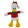Disney Christmas Ornament - Santa Donald Duck Plush
