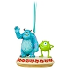 Disney Christmas Ornament - Pixar Monsters Inc. - Mike and Sulley