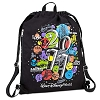 Disney Backpack Bag - Dated 2011 Walt Disney World Cinch Bag