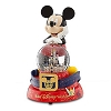 Disney Snow Globe - Disney World Mickey Mouse & Cinderella Castle