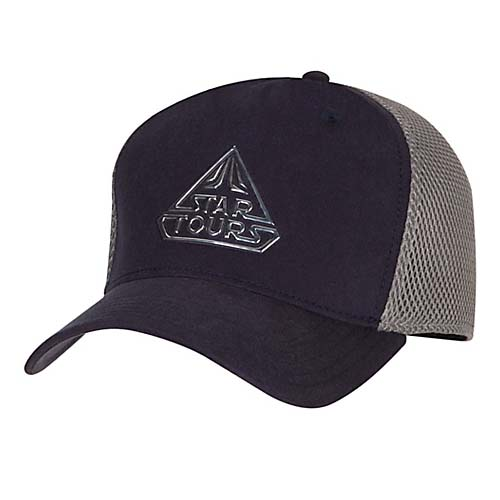 Disney Baseball Cap - Star Wars Weekends Logo Star Tours Fitted