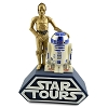Disney Coin Bank - Star Tours R2-D2 and C-3PO Bank