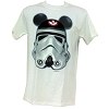 Disney Adult Shirt - Star Wars Weekends - Stormtrooper in Ears Hat