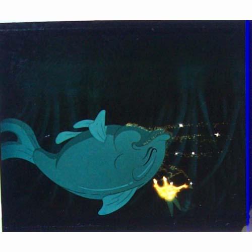 Disney Piece Of Disney Movies Pin Peter Pan Tinker Bell W Fish
