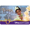 Disney Collectible Gift Card - Princess - Tiana Bayou Dreams
