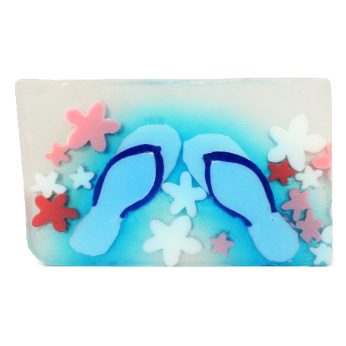 Disney Basin Fresh Cut Soap - Flip Flops