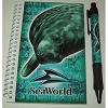 SeaWorld - Autograph book with pen and Case - Manatee