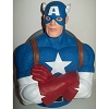 Disney Coin Bank - Captain America The First Avenger