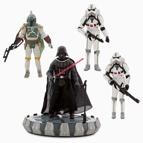 Disney Star Wars Action Figure Set - Ambush at Star Tours