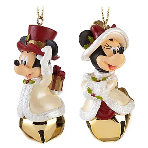 Victorian Christmas Decorations Shop Collectibles Online Daily: Disney Christmas Ornament Set