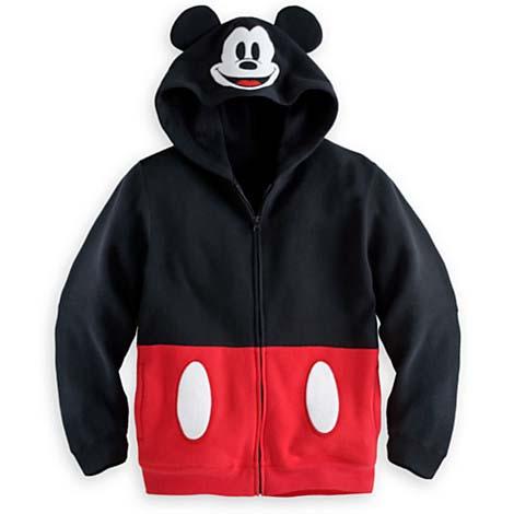 Your WDW Store Disney CHILD Hoodie Halloween Costume