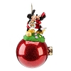 Disney Holiday Ornament - Celebration Minnie and Mickey Mouse