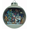 Disney Christmas Holiday Ornament - Merriest Place in The World