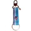 Disney Keychain Keyring - Stitch Canvas with Clip