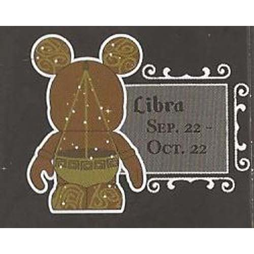 Disney vinylmation Figure - Astrology - Libra