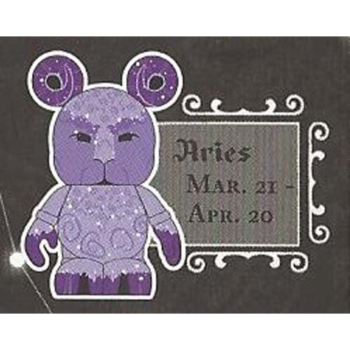 Disney vinylmation Figure - Astrology - Aries