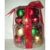 Disney Christmas Ornament Set - Shatterproof Ball Ornament Set