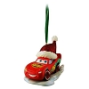 Disney Christmas Figurine Ornament - Cars - Lightning McQueen
