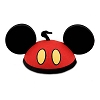Disney Hat - Ears Hat - Best of Mickey - Mickey Mouse