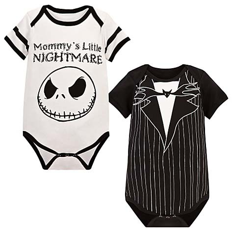 Disney Infant Bodysuit Jack Skellington Mommy S Little