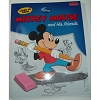 Disney Book - Learn To Draw - Mickey Mouse and His Friends