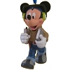 Disney Christmas Ornament - Mickey Mouse Student