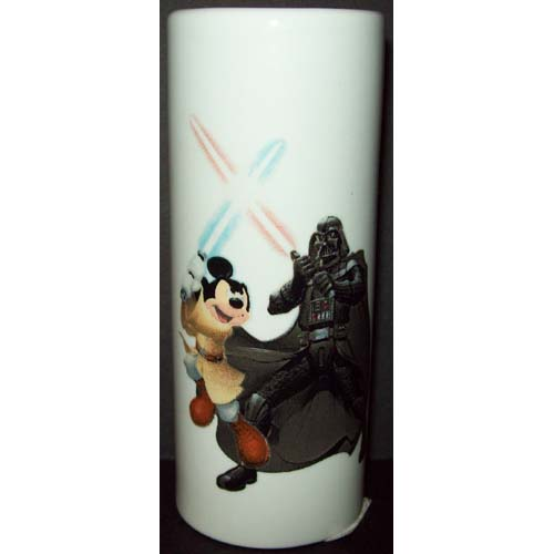 Disney Shooter Shot Glass - Star Wars Weekend - 2011 - Logo