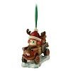 Disney Christmas Figurine Ornament - Cars - Tow Mater